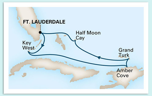 Zone Cruise Destinations