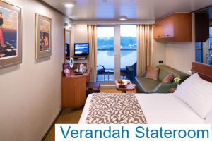 Zone Cruise Verandah Room