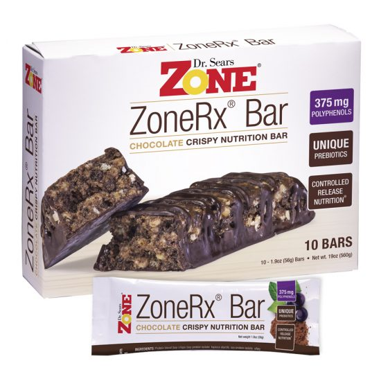ZoneRx Chocolate Bars