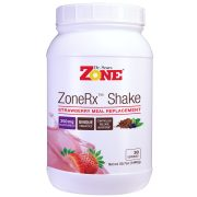 Zone Shakes Strawberry 30 Servings