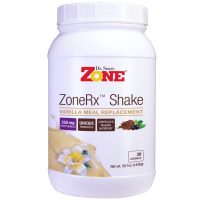 Zone Shakes Vanilla 30 Servings