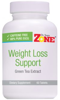 Dr. Sears' Zone Weight Loss Support - 60 Tablets