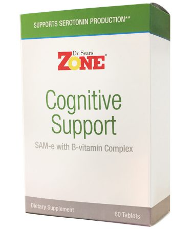 Dr. Sears' Zone Cognitive Support - 60 Tablets