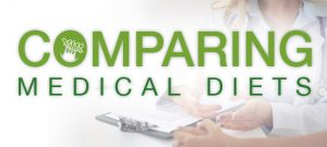 Comparing Medical Diets