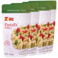 Dr. Sears Zone PastaRx Fusilli - 4 pack of pasta