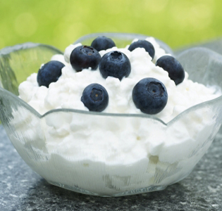 blueberry-cottage-cheese