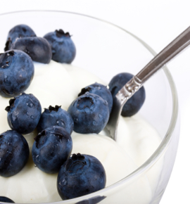 blueberry-yogurt-breakfast