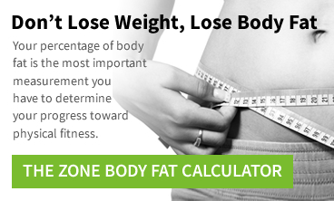 Body Fat Calculator - Don't lose weight, lose body fat