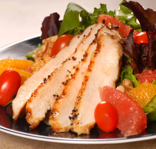 chicken-grapefruit-and-raisin-salad