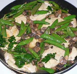 Zone Chicken Marsala