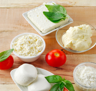 Cottage Cheese Snack