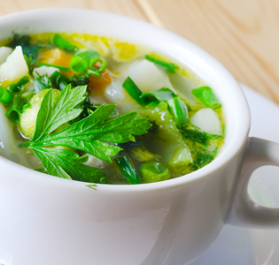 Eclectic Cabbage Soup
