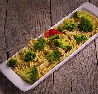Fusilli Broccoli