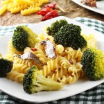 Fusilli with Broccoli 315x300