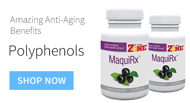 Amazing Anti-Aging Benefits - Polyphenols