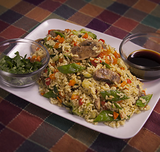 John's Fried Rice