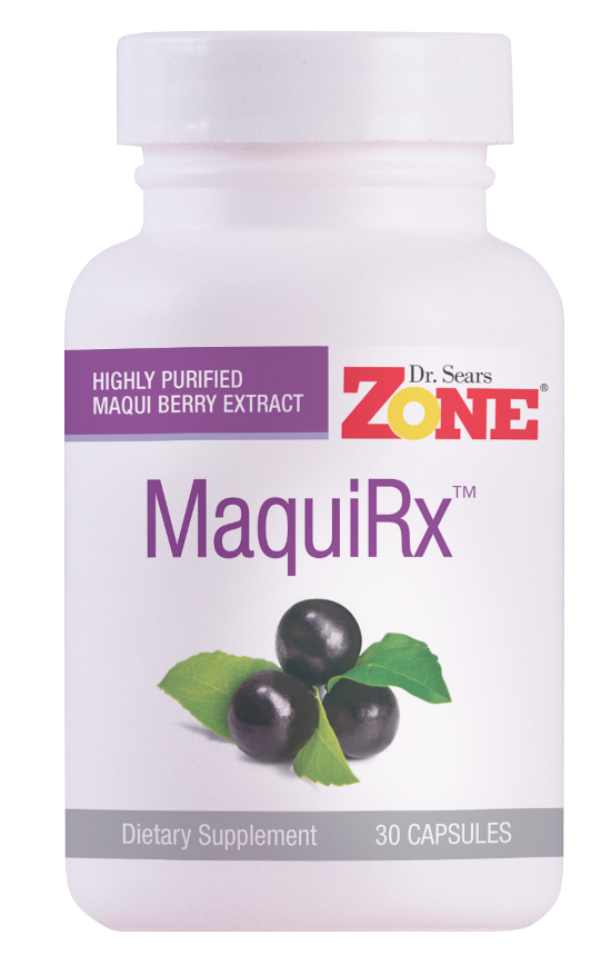 MaquiRx 30 Capsules Bottle