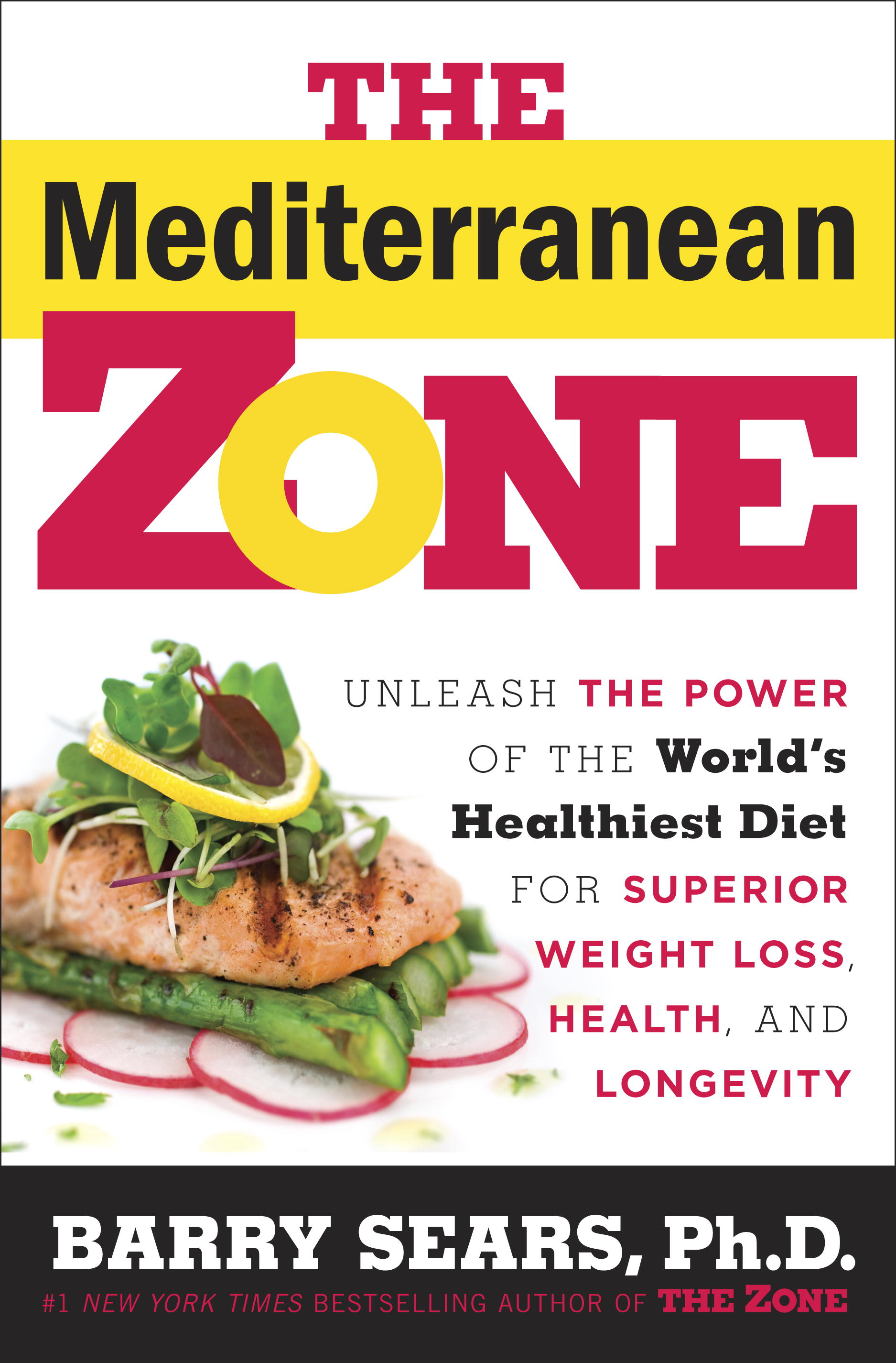 Food Book Cover Zone : The mediterranean zone diet guide to reduce inflammation