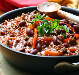 Mexi-Chicken Chili