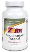 Dr. Sears' Zone Micronutrient Support - 120 Caplets