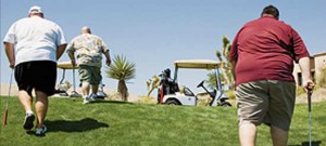 Obese Golfers
