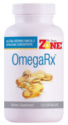 Dr. Sears' OmegaRx Fish Oil, 120 Capsules - get your omega-3s
