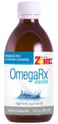 Zone OmegaRx Vision Fish Oil, 10oz Liquid - get your omega-3s