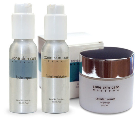 Zone Skin Care Optimal Care System