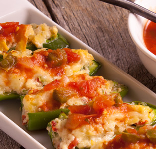 Zone Jalapeno Poppers