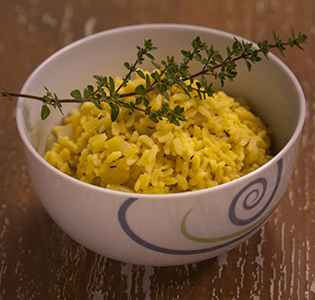 Zone Orzo Rice Pilaf