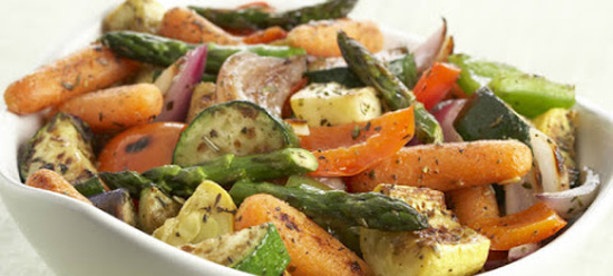 Roasted Vegetables with Fennel