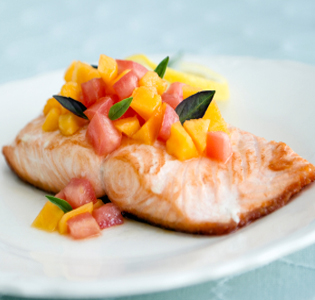 salmon-with-asian-fruity-salsa