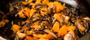 Squash, Onions and Mushroom Recipe
