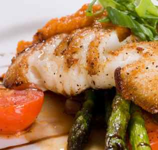 striped-bass-and-asparagus-with-soy-ginger