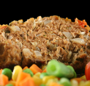 TexMex Bean & Meatloaf with Guacamole