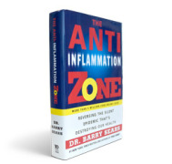 The Anti-Inflammation Zone - Paperback Book