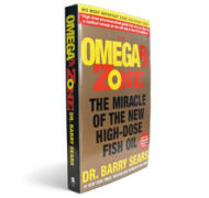 The OmegaRx Zone - Book by Dr. Barry Sears