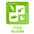 food blocks