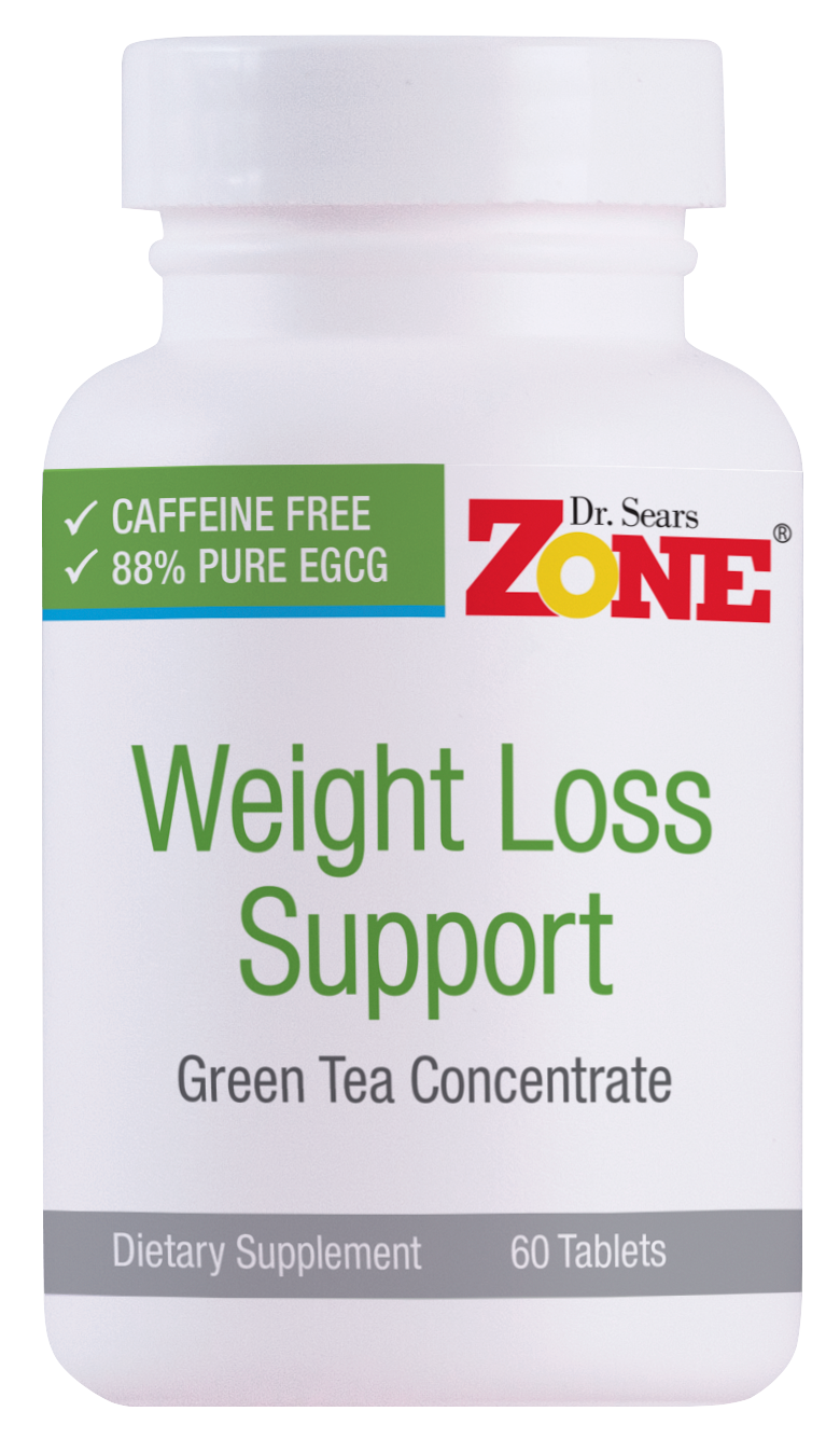 Dr. Sears' Zone™ Weight Loss Support - 60 Tablets