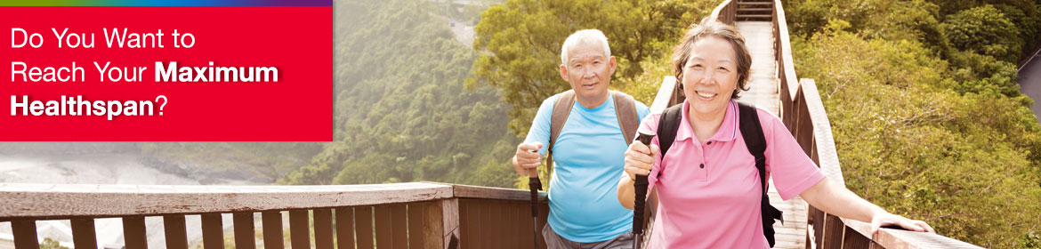 Zone Living: Healthy Aging