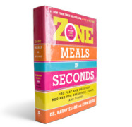 Zone Meals in Seconds - Book