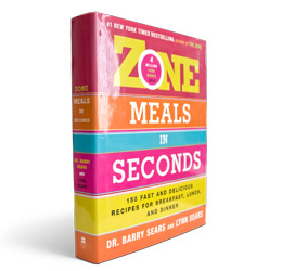 Zone Meals in Seconds