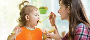 Zone Baby on Solid Foods