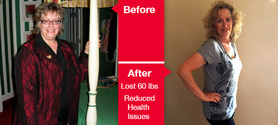 Teresa P's Weight Loss with the Zone Diet