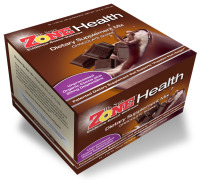 ZoneHealth Chocolate Shakes with Maqui - 14 Packets - Box