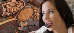 Chocolate is a great source of polyphenols
