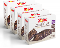 zonerx bars 4 box pack